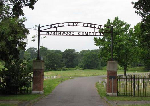 Soldier's Field Northwood Cemetary